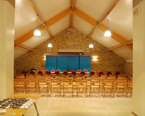 La salle de village